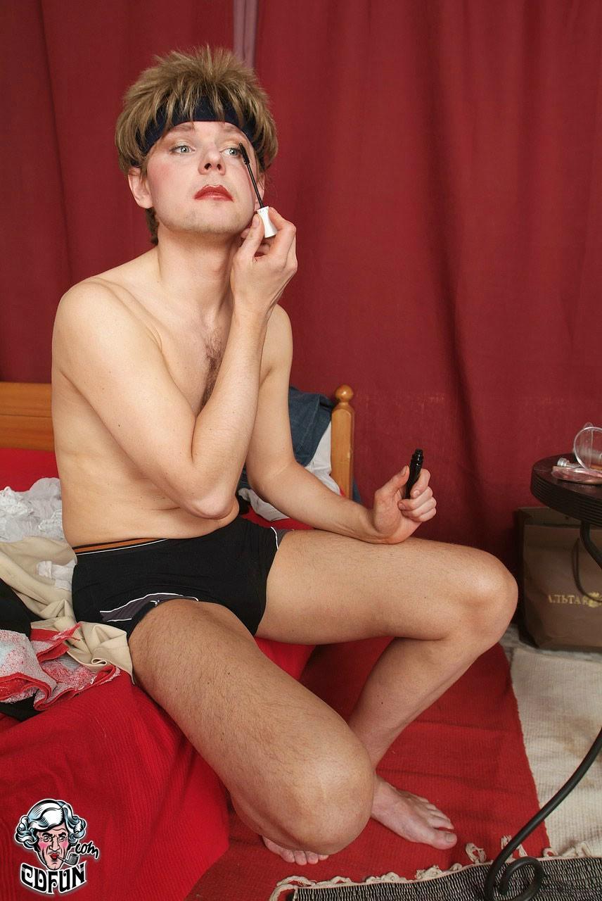 Congratulate, your Cute crossdresser lingerie really surprises